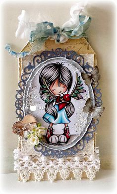 Tiddly Inks Challenge: 01/01/2015 - 02/01/2015