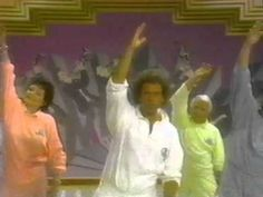 Aerobics with Richard Simmons and the Silver Foxes, 1986 (+playlist) Richard Simmons, Keep Fit, Stay Fit, Face Exercises, Aerobic Exercises, Workout Videos, Exercise Videos, Senior Fitness, Dance Lessons