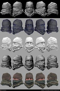 Killzone 3: ISA Infantry ICE Variant by Rudy Massar   3D   CGSociety