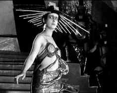 Aelita, Queen of Mars. 1924, said to be the first full length sci fi movie.