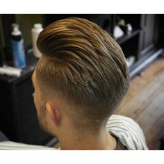 Love the texture on this, 0.5 fade finished off with dry @mukhaircareuk #barbertown #barberlife #barberlove #barbershop #barber #haircut #hair #fashion #classic #vintage #retro #pinup #oldschool #tattoo #hotrod #style #sharp #staysharp #menshair...