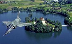 Air Force Aircraft, Fighter Aircraft, Military Jets, Military Aircraft, Fun Fly, Swiss Air, Old Planes, Around The Worlds, Warfare