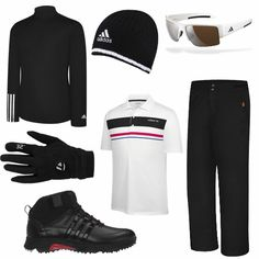 Adidas: Winter Golf Style