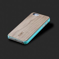 Wood iPhone5 Case