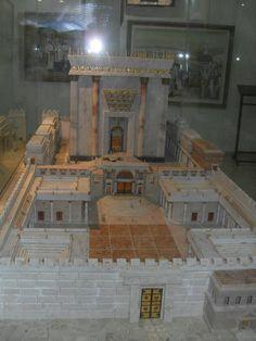 #Israel - Model of Third Temple