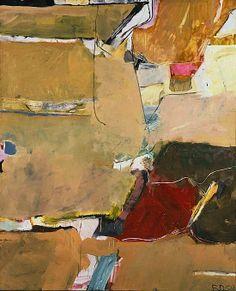 Richard Diebenkorn - American artist