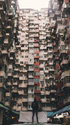 Montane Mansion - Hong Kong . #hongkong #buildings #travel