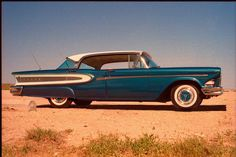 1958 Edsel Citation 4 door Hard top
