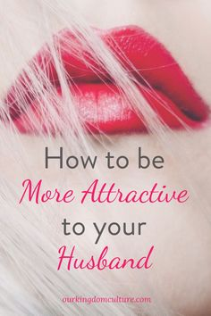 Not everyone can walk around looking like a Victorias' Secret model but that doesn't mean that we are not beautiful. You can be your own kind of beautiful and that is the best kind!Here are a few tips that will help you be more attractive for your husband. Because even though your marriage is not based on looks, your marriage is worth looking your best.#marriageadvice, #relationships, #husband Spice Up Marriage, Successful Marriage, Happy Marriage, Marriage Advice, Flirting With Your Husband, Praying For Your Husband, Christian Husband, Christian Marriage, Marriage Pictures