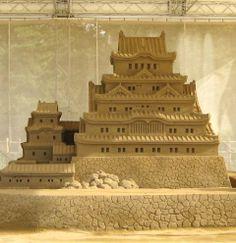 鳥取砂の彫刻祭 世界大会 Sand Sculpture Festival World Congress of Tottori Japan 姫路城. Ephemeral Art, Tottori, Places In Europe, Ice Sculptures, Sand Art, Chinese Culture, Okinawa, Capital City, Installation Art