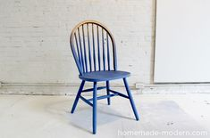 HomeMade Modern DIY EP5.1 Ombré Chair Option