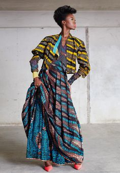 Vlisco african prints