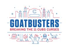 ESPN: Goatbusters on Behance