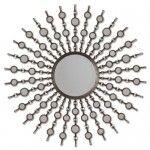 $327.80 Uttermost - Kimani Mirror in Antiqued Silver - 13581 B