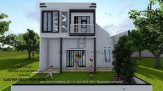 Type 45, Makassar, Bogor, Malang, Surabaya, Around The Worlds, House Design, Fika, Mansions