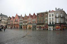 Markt en Brugge