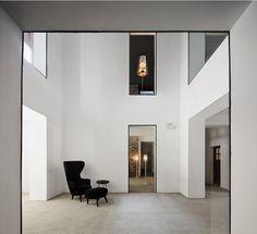 室内stone floor的处理-design republic's design commune, shanghai