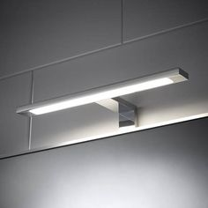 Over mirror lighting. Now in stock at Taps4Less https://www.taps4less.com/Bathroom-Over-Mirror-Lights.html #led