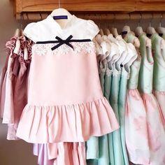 Chloe Pink Qibao Bonne Chance CNY Collection #kidsfashion #kidstyle #qibao