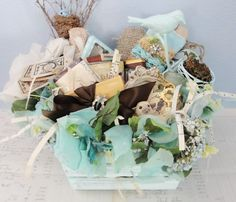 Easter basket ideas for adults easter pinterest basket ideas pretty easter basket for adult girls d negle Images