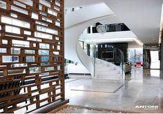 Los espacios abiertos crean una mayor limpieza visual - interiorismo - obrasweb.com