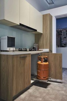 37 Solutions For Modular Kitchen Cabinets Storage Drawers 256 - onlyhomely Kitchen Room Design, Kitchen Cabinet Design, Modern Kitchen Design, Home Decor Kitchen, Interior Design Kitchen, Home Kitchens, Country Kitchen, Modern Kitchens, Kitchen Furniture