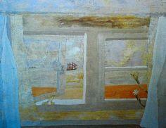 Ben Nicholson - Porthmeor Window 1930