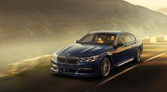 BMW Alpina B7 Bi-Turbo xDrive 2016, 608 CV de elegancia deportiva - http://www.actualidadmotor.com/bmw-alpina-b7-bi-turbo-xdrive-2016-608-cv/