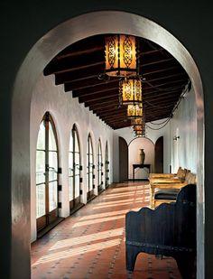 Diane Keaton's 1920's Beverly Hills home