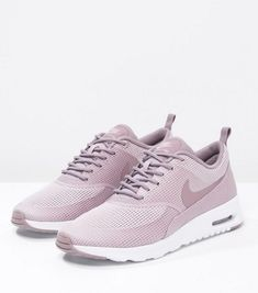 Nike Sportswear AIR MAX THEA  Tenisówki i Trampki plum fog/purple smoke/white