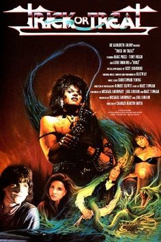 Trick or Treat (1986)…