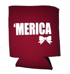 'Merica and Bow Belong Together.