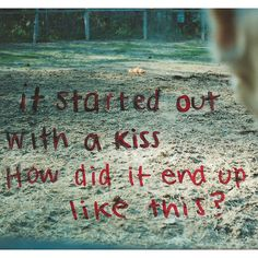 Mr Brightside- The Killers <3