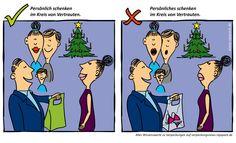 Bei manchen Geschenken sollte die Wahl zwischen undurchsichtigen Taschen und transparenten Tragetaschen eigentlich leichter fallen.