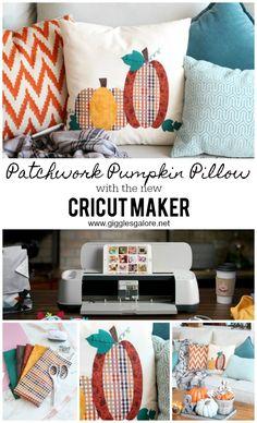 Patchwork Pumpkin Pi
