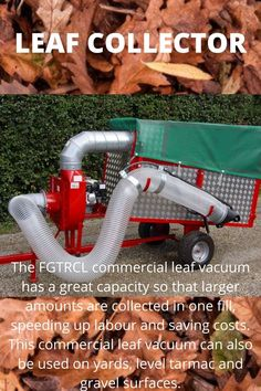 Leaf Sweeper, Lawn And Garden, Garden Tools, Pressure Washing, Vacuums, Tractor, Commercial, Surface, Yard
