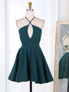 15 Best Green Cocktail Dress images  e1b96ab3b