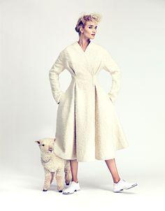 Vogue México Novembro 2014 | Rosie Huntington-Whiteley por James Macari [Editorial]