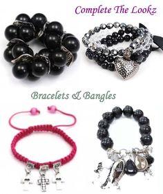 Shop your favorites one @ http://www.completethelookz.co.uk/Swarovski-Crystal/shamballa-crystal-bracelets