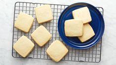 Easy Shortbread Cookies