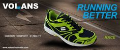 Race Volans Running Shoes