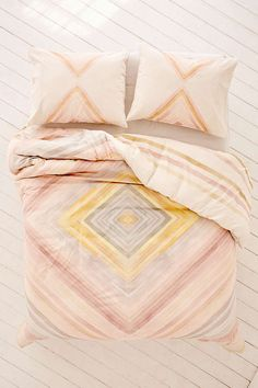 Urban Outfitters reversible duvet