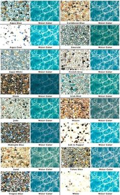 StoneScapes Mini Pebble is a naturally beautiful look of a pebble-bottomed stream with an Inviting selection of colors and textures that give you the opportunity to express your unique style. StoneScapes combine artistry with durability, comfort, and safe Backyard Pool Designs, Small Backyard Pools, Swimming Pools Backyard, Swimming Pool Designs, Lap Pools, Small Pools, Pool Decks, Indoor Pools, Swimming Pool Tiles