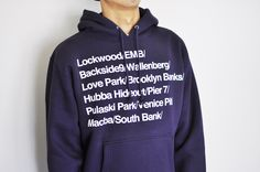 90's Famous Spot Hoodie. Heather, Black,Charcoal or Navy.
