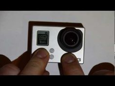Simultaneous Video and Photo: GoPro HERO3 Menu and camera setup - YouTube