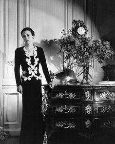 Das Kleine Schwarze DTV Amy Holman Edelman Herzogin von Windsor  Schiaparelli 1936