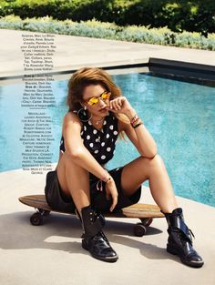 Jessica Alba Stars in Glamour France August 2013 by Jason Kim | Fashion Gone Rogue: The Latest in Editorials and Campaigns