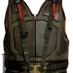 Bane Leather Vest from Hollywood Jacket for $129.00 on Square Market