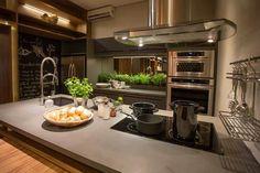 Cozinha e jantar