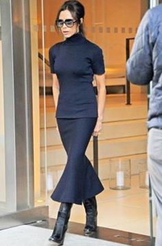 10 amazing style tricks from your favorite celebrities: Victoria Beckham